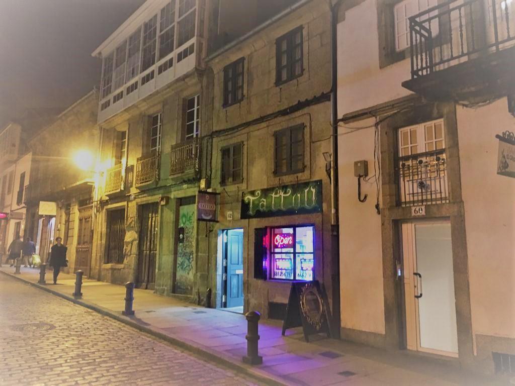 Dr. Mortiis Tatoo Clinic Santiago de Compostela